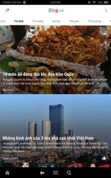 Zing.vn screenshot 6