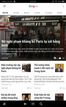 Zing.vn screenshot 8