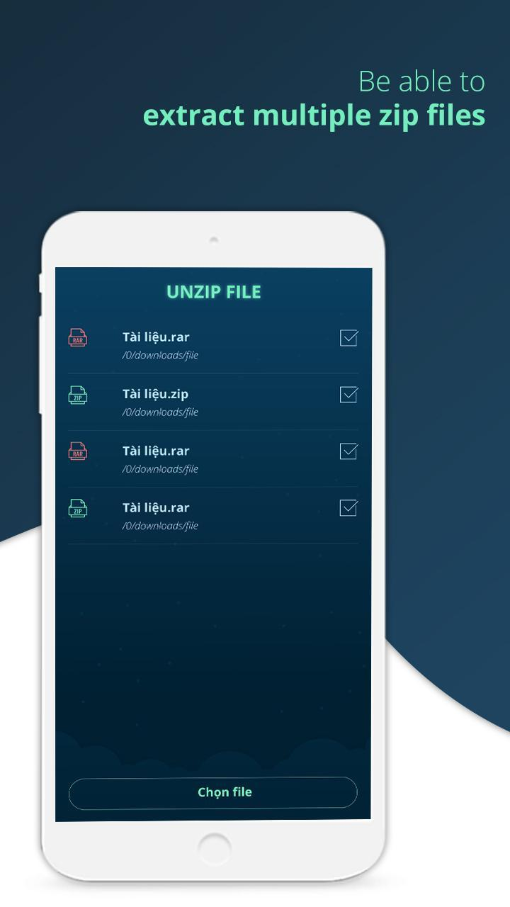 Unzip Tool – Zip File Extractor For Android for Android - APK Download