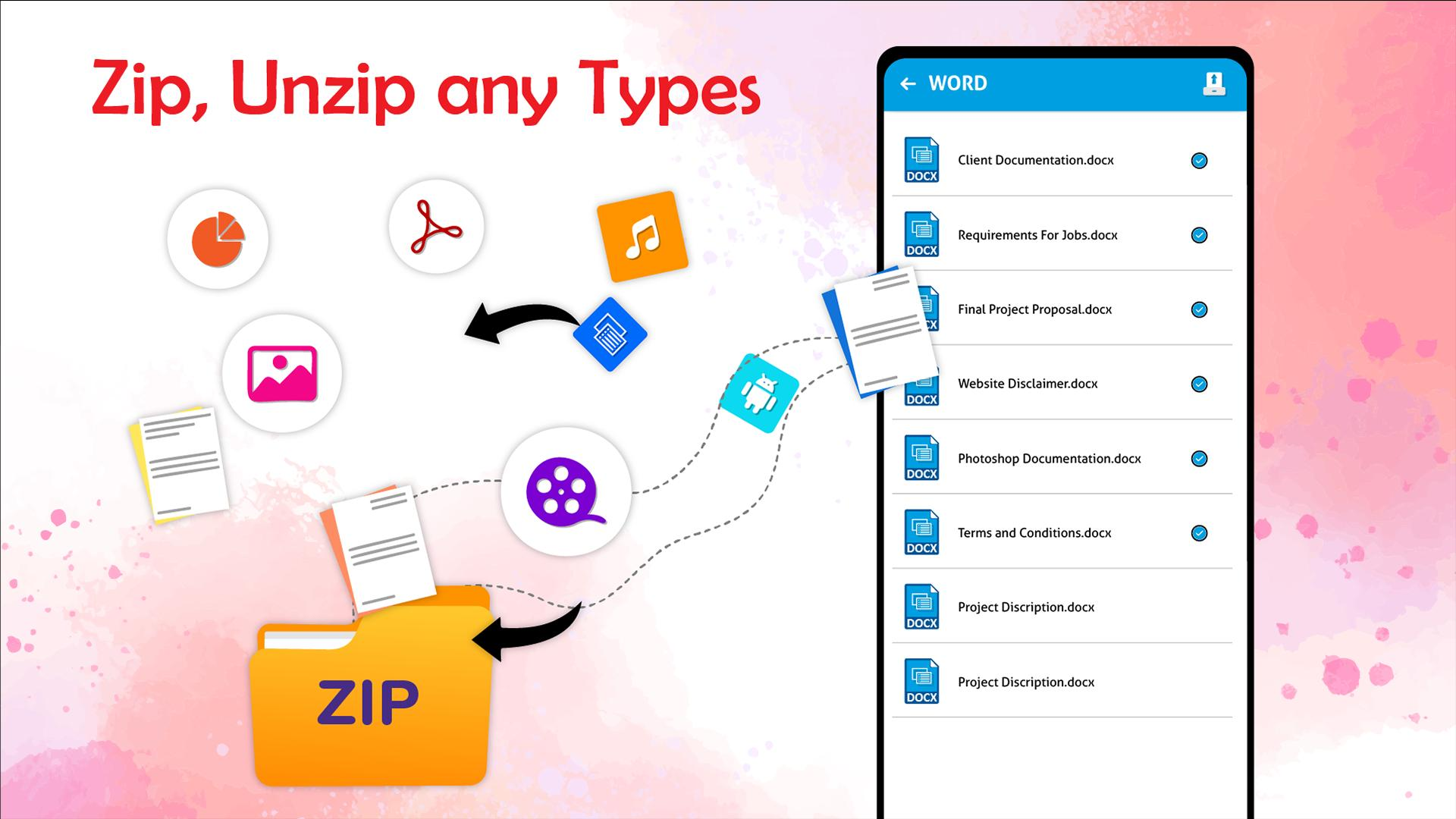 Download mappen Mappen