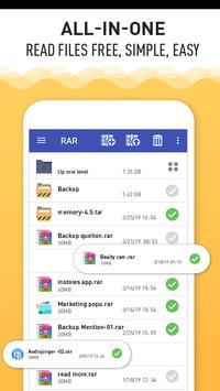 RAR Reader, RAR File Extractor & Unrar, Unzip for Android - APK Download