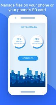 1 Schermata Zip File Reader