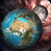 Earth Live HD Wallpaper 2019-icoon