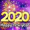 New Year 2020 Fireworks Live Wallpaper HD icono