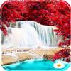 Waterfall Live Wallpaper HD 2019 biểu tượng