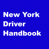2018 NEW YORK STATE DRIVER HANDBOOK DMV icon