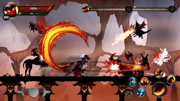 Stickman Legends: Shadow War Offline Fighting Game poster