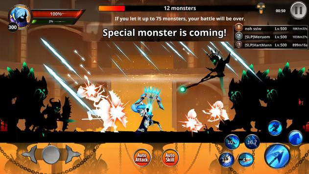 Stickman Legends: Shadow War Offline Fighting Game screenshot 19