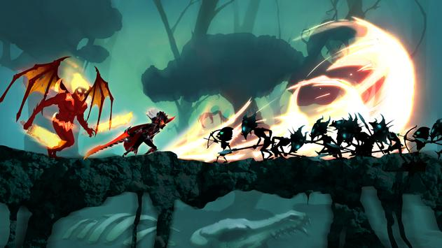 Stickman Legends: Shadow Fight Offline Sword Game screenshot 20