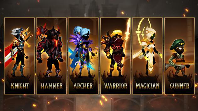 Stickman Legends: Shadow War Offline Fighting Game screenshot 7