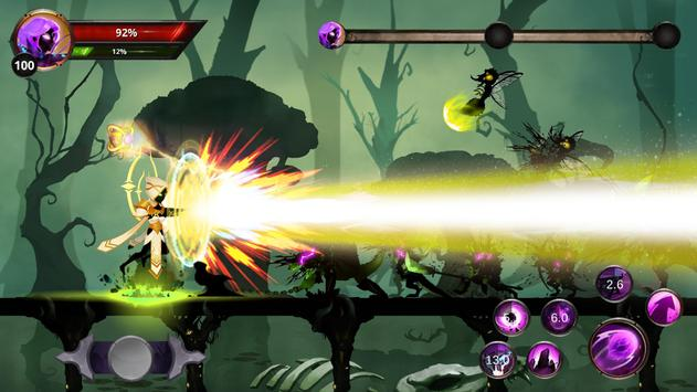 Stickman Legends: Shadow War Offline Fighting Game screenshot 9
