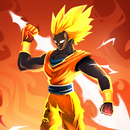 Stickman Legends: Shadow Offline Fighting Games DB aplikacja