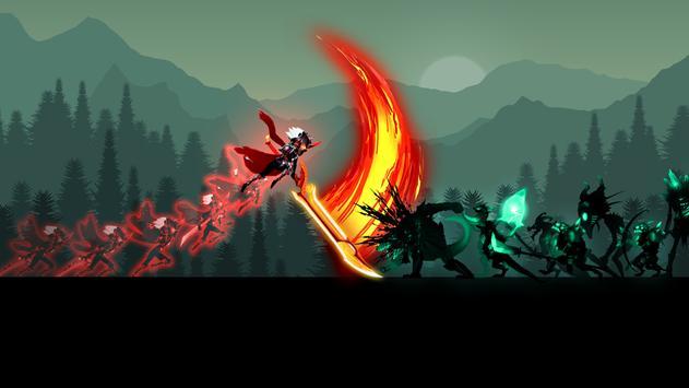 スティックマンレジェンド:シャドウファイトソードバトルゲーム - Stickman Legends ポスター