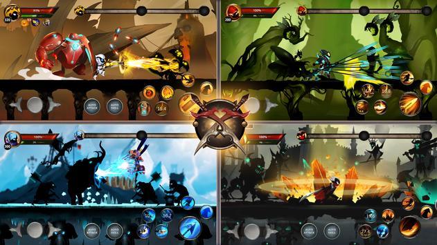 スティックマンレジェンド:シャドウファイトソードバトルゲーム - Stickman Legends スクリーンショット 23