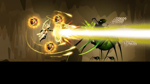 スティックマンレジェンド:シャドウファイトソードバトルゲーム - Stickman Legends スクリーンショット 18