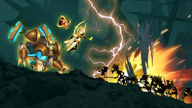 スティックマンレジェンド:シャドウファイトソードバトルゲーム - Stickman Legends スクリーンショット 5