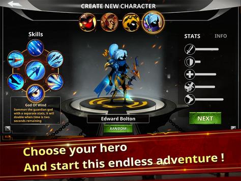 Stickman Legends screenshot 16