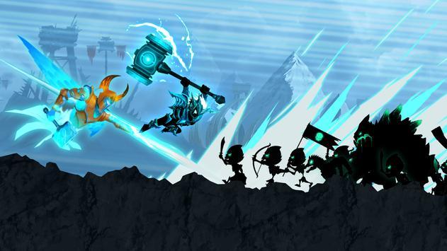 Stickman Legends Ekran Görüntüsü 12