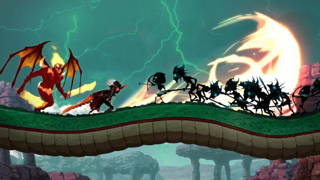 Stickman Legends Ekran Görüntüsü 2