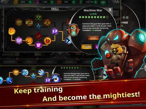 Stickman Legends screenshot 4