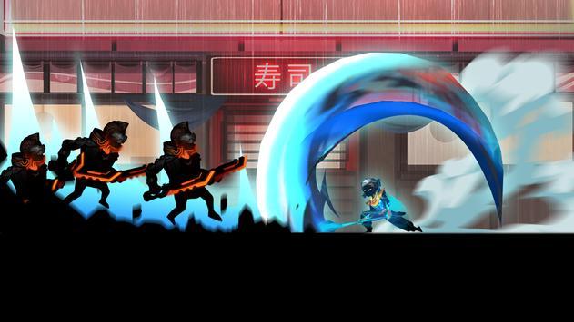 Cyber Fighters: League of Cyberpunk Stickman 2077 screenshot 23