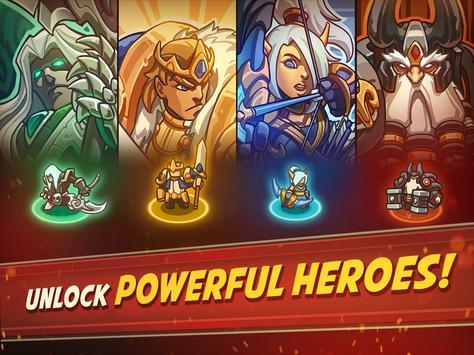 Empire Warriors Premium: Tower Defense Games screenshot 17