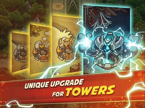 Empire Warriors Premium: Tower Defense Games screenshot 10