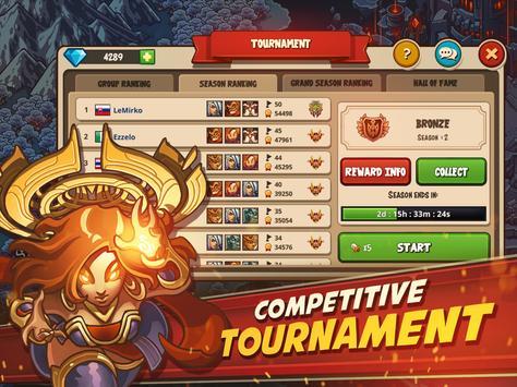 Empire Warriors Premium: Tower Defense Games screenshot 12