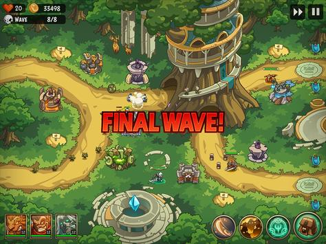 Empire Warriors Premium: Tower Defense Games screenshot 13