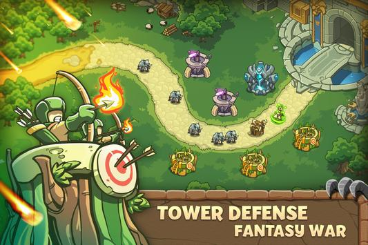 Empire Warriors: Tower Defense TD Strategy Games स्क्रीनशॉट 16