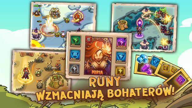 Empire Warriors: Tower Defense TD Strategy Games screenshot 4