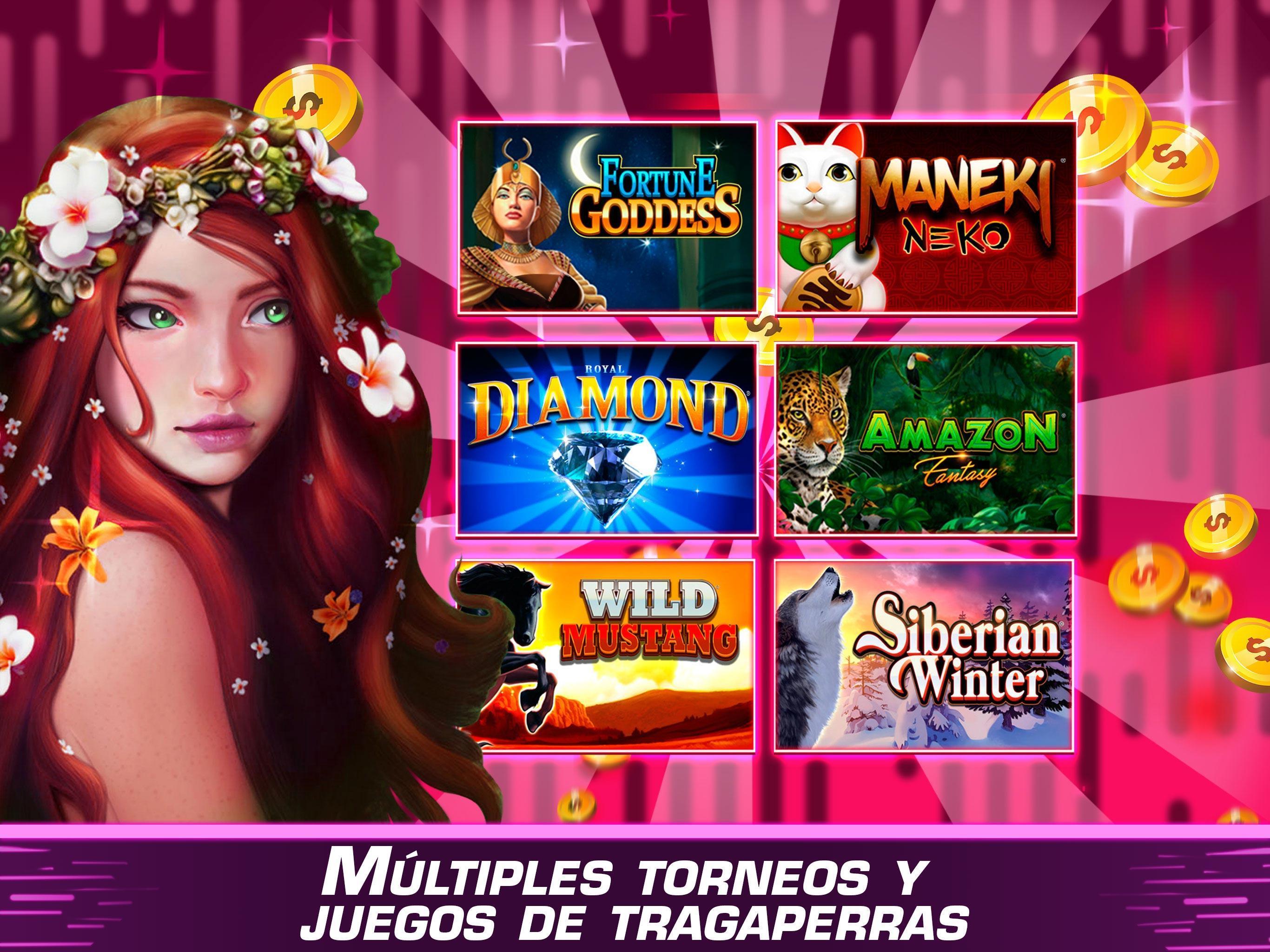 free casino slots and bingo