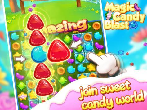 Magic Candy Blast screenshot 9