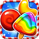 Sweet Candy Fever - New Fruit Crush Game Free APK Android