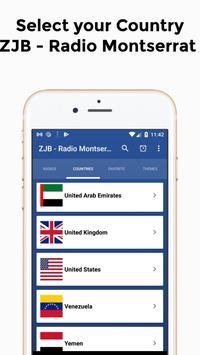 ZJB - Radio Montserrat screenshot 1