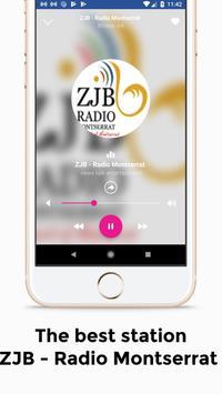 ZJB - Radio Montserrat screenshot 2