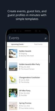 Event Check-In App l zkipster poster