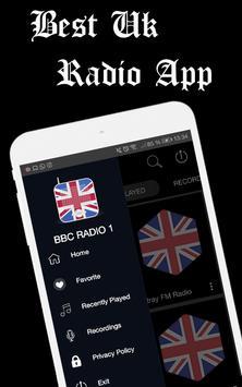 BBC Radio 1 Xtra Station UK App Online UK radio screenshot 3