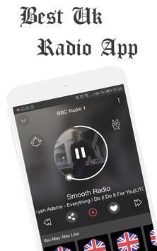 BBC Radio 1 Xtra Station UK App Online UK radio poster