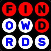 Find Words : Wild icon
