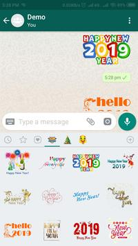 Whatsapp Stickers Collection screenshot 11