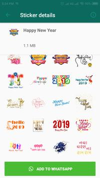 Whatsapp Stickers Collection screenshot 3
