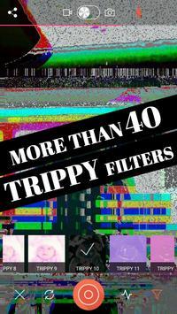 Glitch Video Effects -VHS Camera Aesthetic Filters screenshot 1