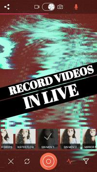 Glitch Video Effects -VHS Camera Aesthetic Filters screenshot 2