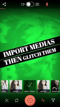 Glitch Video Effects -VHS Camera Aesthetic Filters screenshot 4