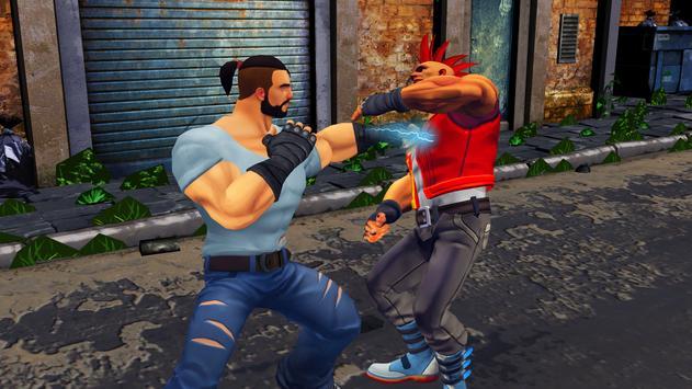 Extreme King of Street Fighting: KungFu Games 2018 screenshot 4