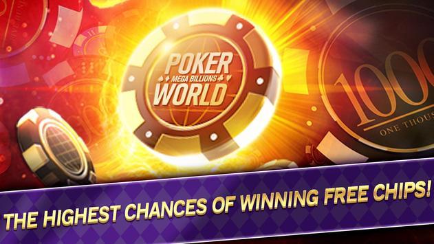 Poker World Mega Billions screenshot 6