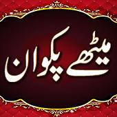Meethay Pakwan Recipes Urdu - Sweet Dessert Khanay आइकन
