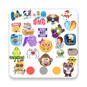 WAStickerApps Stickers Pack for Whatsapp 2019 icon