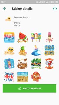 WAStickerApps Stickers Pack for Whatsapp 2019 screenshot 3